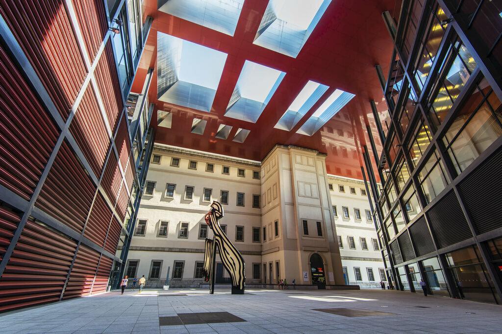 Центр искусств королевы Софии (Мадрид)