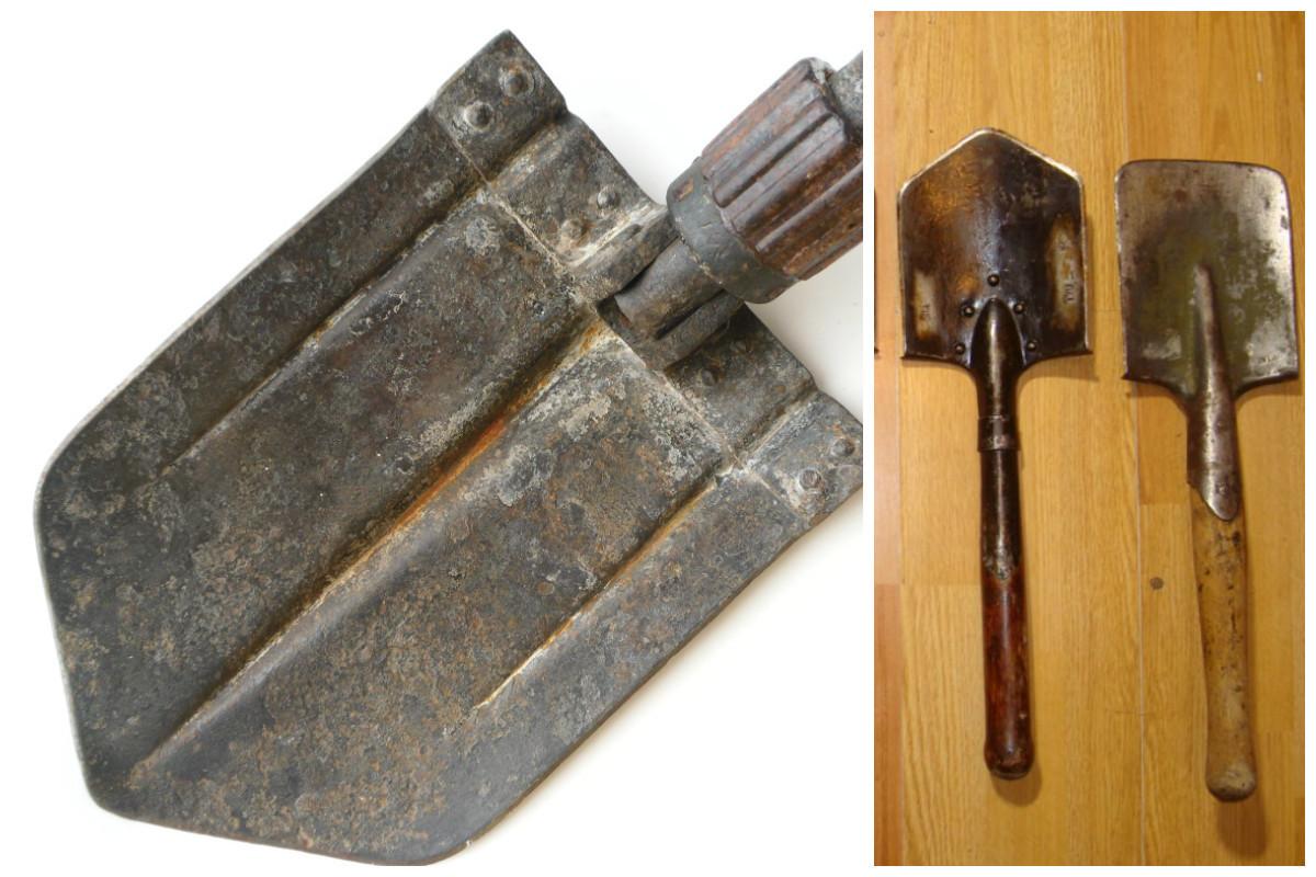 Как лопата спасла нас от кровопролития