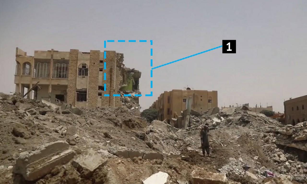Результаты удара ВКС России по Ракке