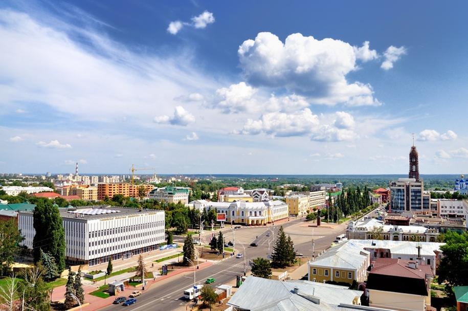 Всероссийский конкурс «Город России. Национальный выбор 2017»
