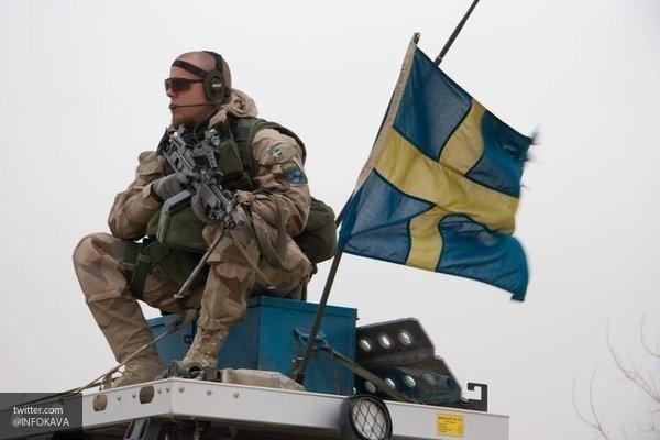Швеция может взять на себя решающую роль в миротворческой миссии на Донбассе