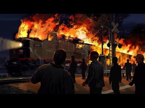 Россиянам запретили бросать непотушенные окурки из окон поездов и машин