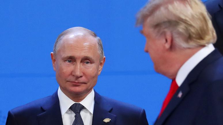 Wyborcza: Путин потирает руки в ожидании выхода США из договора РСМД