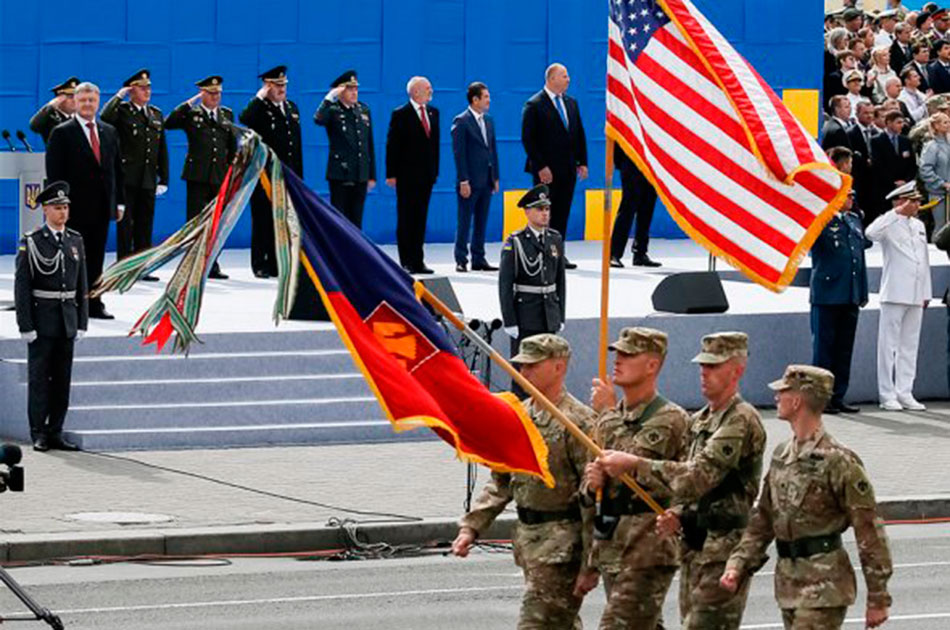С днем независимости, американская колония Украина!