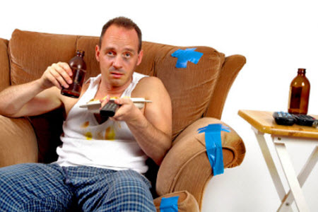 Замена алкогольной зависимости