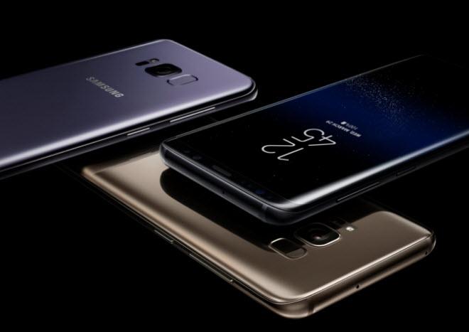 Samsung представил новый смартфон Galaxy S8