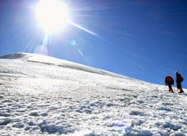 Снежная слепота: профилактика и первая помощь