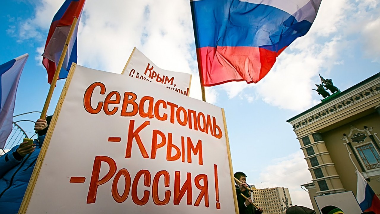 На Крым может обрушиться возводимая Украиной вещательная вышка