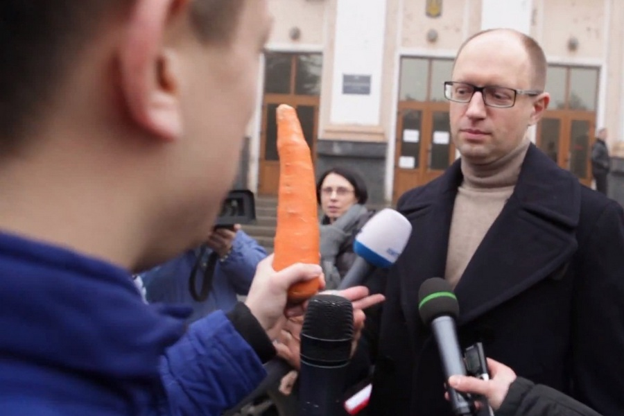 ЮраСумы: Главная Гиена («Только в нашей стране кролик может решить, что он царь зверей» Ю. Луценко)