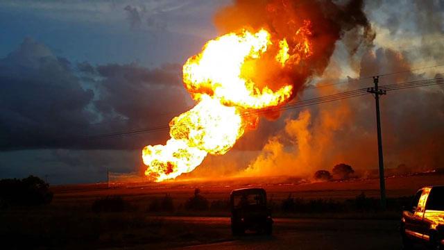 Украинские националисты готовят диверсию на газопроводе