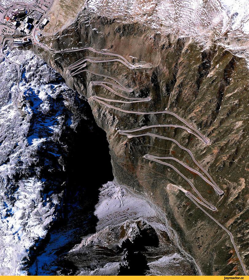 Стельвио. Горный перевал в Италии.