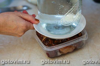 Свиная шейка запеченная «Закусочная», Шаг 06