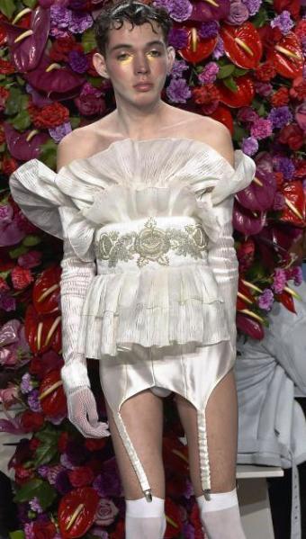 Марка Palomo на неделе мужской моды в Нью-Йорке — именно так должен выглядеть модный мужчина