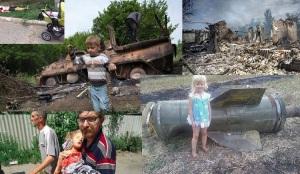 Найти российской семье ребенка, оставшегося без родителей в ходе боевых действий