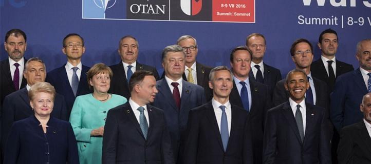Варшавский саммит НАТО решил…