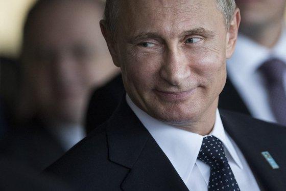 """Time снова включило Путина в список """"управляющих миром"""""""