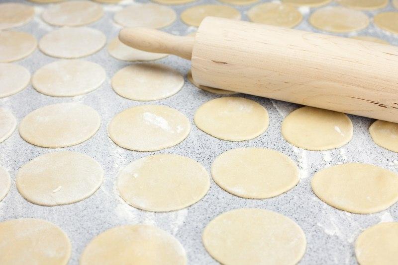 как приготовить вареники с картошкой быстро