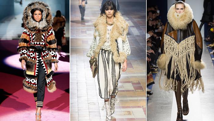 Тренды покорившие мир. Мировые коллекции модного сезона осень-зима