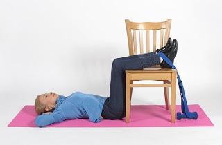 Здоровые колени: упражнения