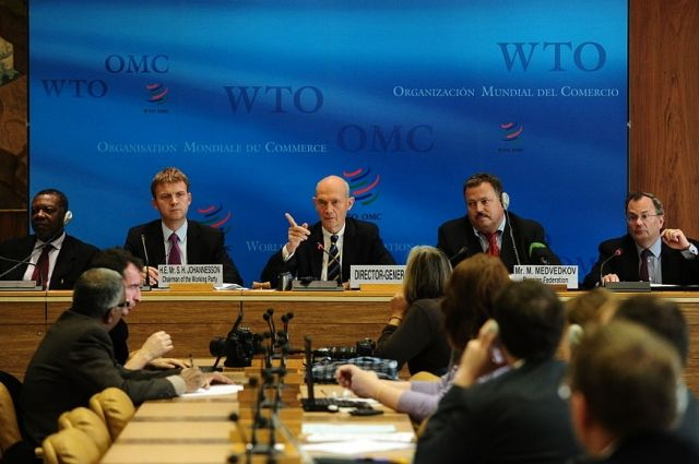 Арбитраж ВТО рассмотрит споры США с Индией и Швейцарией
