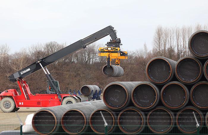 Украина может вновь поднять тему транзита газа