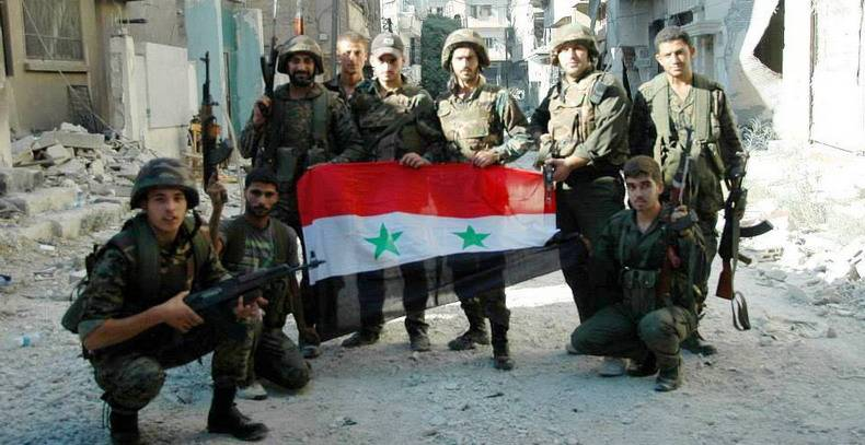 Вопрос времени: после Абу-Кемаля до Идлиба рукой подать