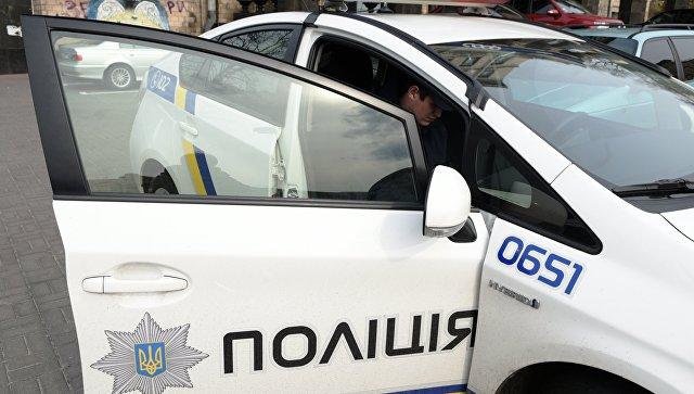 В Киеве сгорел автомобиль с …