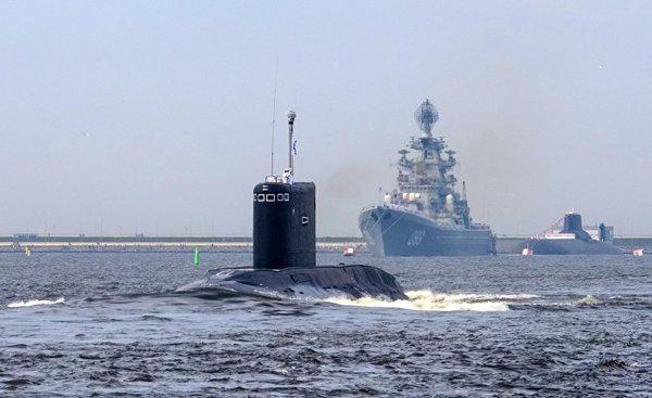 «Правильный страх США»: эксперт дал четкий ответ, почему американцы боятся русской субмарины Б-90