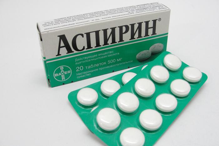 Использование аспирина в быту....