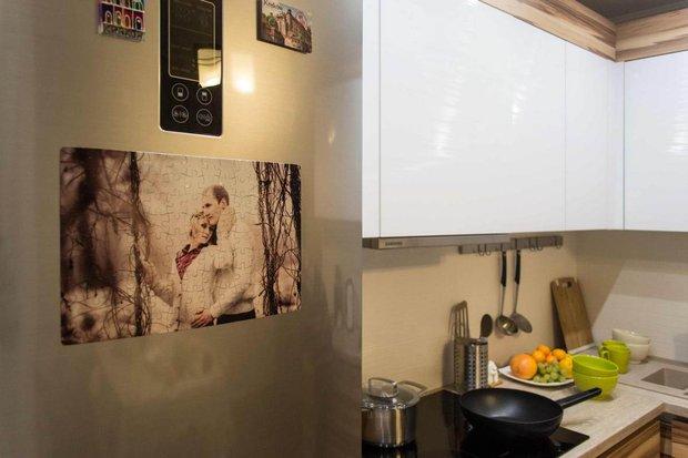 Кухня: первый опыт обустройства квартиры