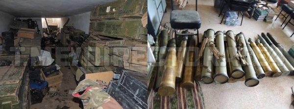 Тайная тропа нелегальных поставок оружия с Голанских высот на юг Сирии
