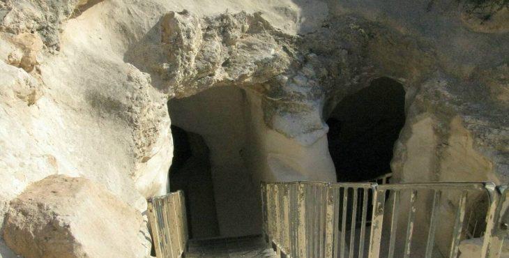 Подземный мегалитический комплекс Мареша