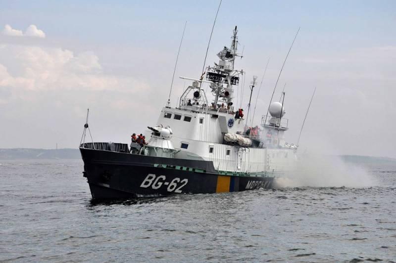 Строительство украинской базы ВМС на Азовском море невозможно