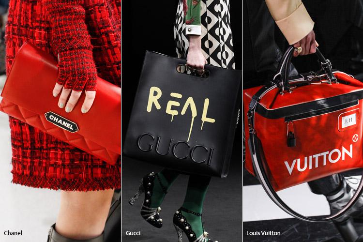 Коллекция осень-зима 2017-2018 года от Гуччи мода