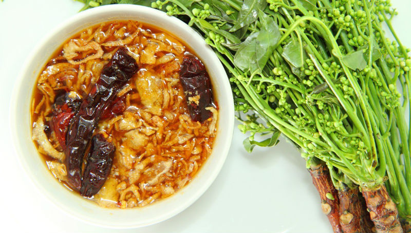 Блюда из Таиланда для гурманов
