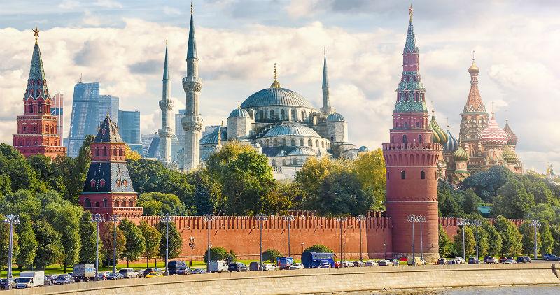 Москамбул и Рио-Лондонейро: удивительные города-гибриды от дизайнеров из Краснодара и Вильнюса