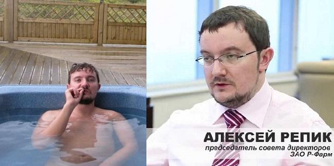 ФАС проверил Минздрав и нашел компанию «Р-Фарм» Алексея Репика
