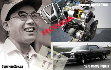 Однажды Honda облапошила General Motors