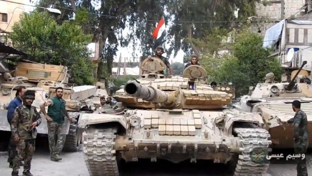 Новости Сирии. Сегодня 2 мая 2018