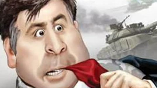 Саакашвили может стать для запада опасным свидетелем