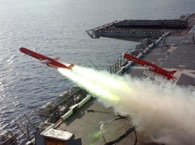 В Крыму перехвачен разведывательно-ударный беспилотник США
