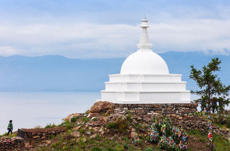 Буддийские святыни в России