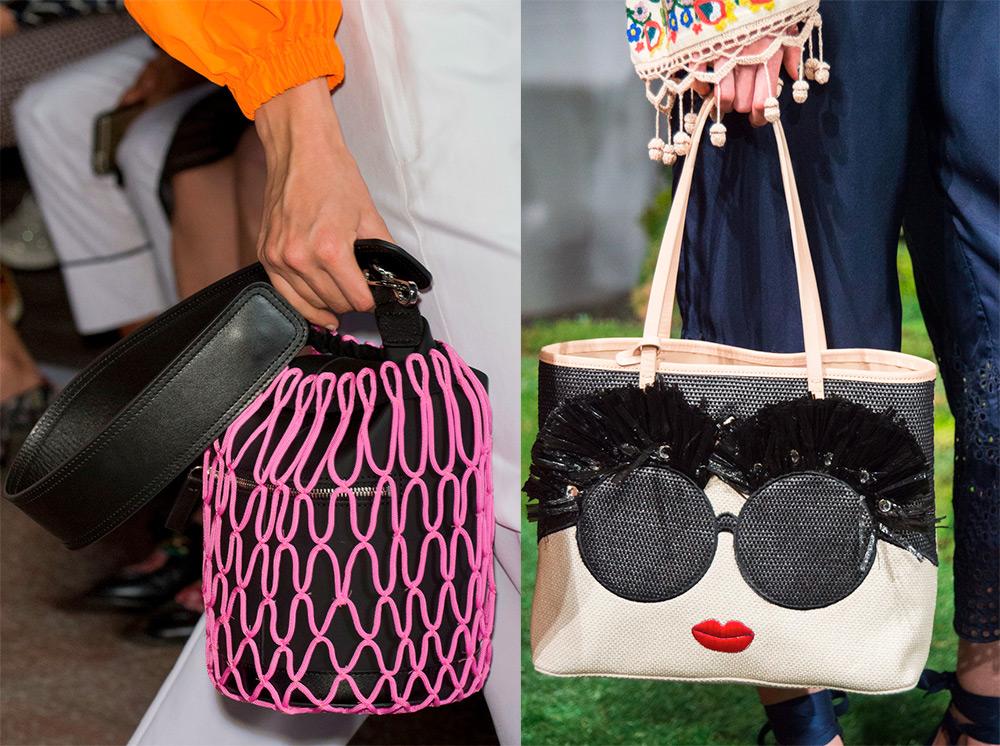 Модные женские сумки 2017 – красивые и забавные модели