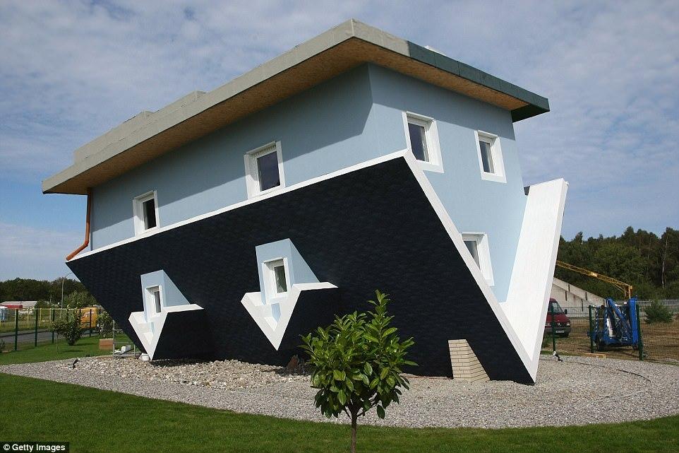 Дом-перевёртыш
