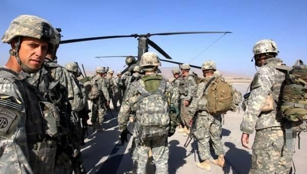О формировании новой террористической группировки на американской базе Эт-Танф (Сирия)