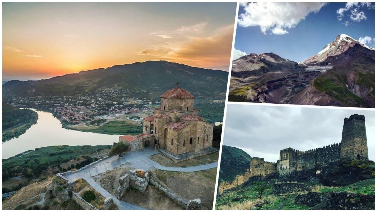 10 причин посетить Грузию в 2018 году