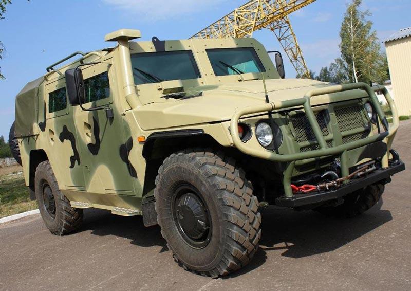 Российский бронеавтомобиль «…