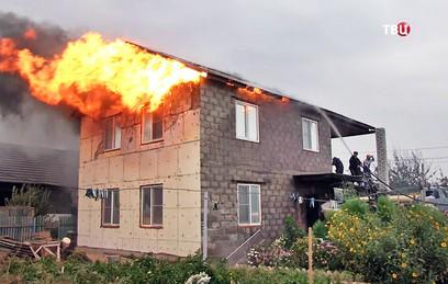 Волгоградский губернатор назвал поджоги вероятной причиной пожаров в регионе