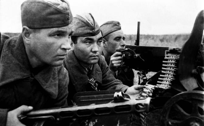 Лето 1942-го: Второй фронт, которого не дождались