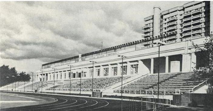 Как появился и как был уничтожен первый в России футбольный стадион
